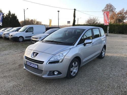 Peugeot 5008 1.6 HDI  BMP6 BUSINESS BLUE LION