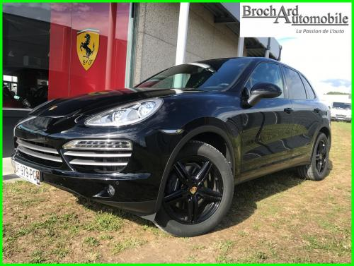 voiture diesel porsche cayenne d 39 occasion saint amand les eaux moins de 50000 km 47000 euros. Black Bedroom Furniture Sets. Home Design Ideas