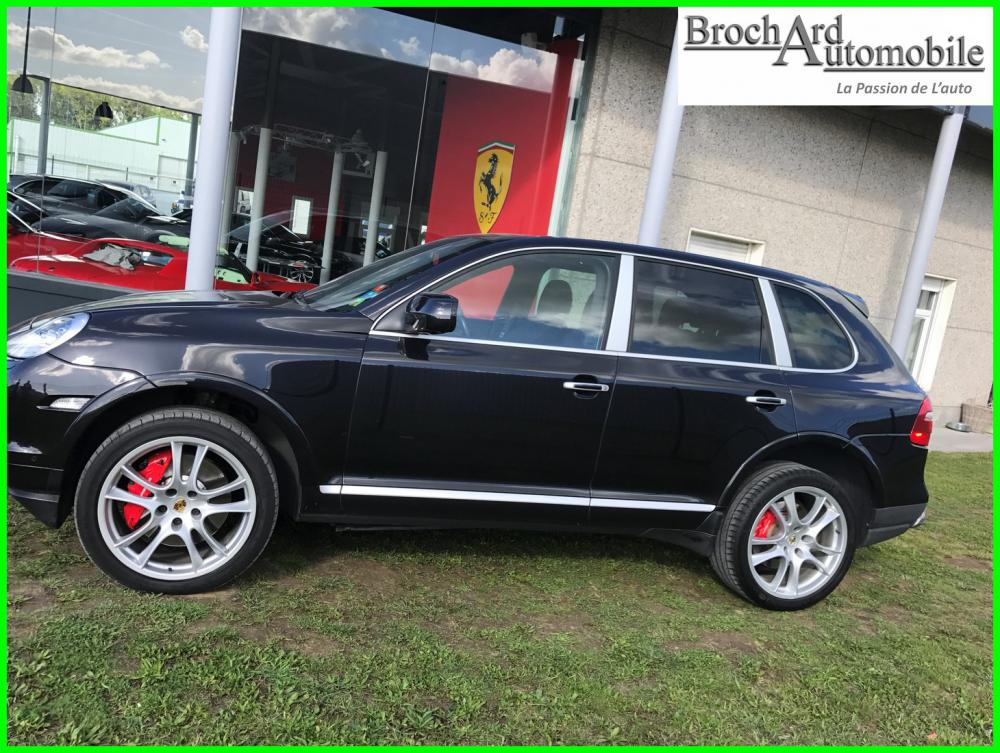 voiture essence porsche cayenne d 39 occasion saint amand les eaux moins de 150000 km 22350 euros. Black Bedroom Furniture Sets. Home Design Ideas