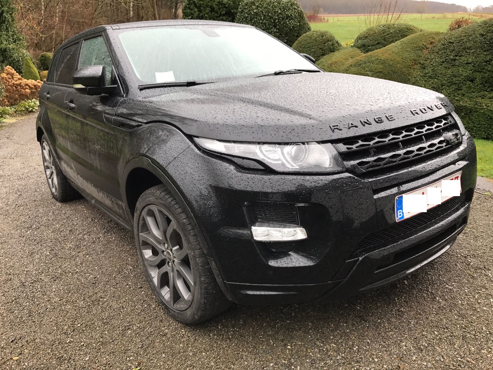 voiture land rover range rover evoque sd4 bva dynami occasion diesel 2012 68000 km 32990. Black Bedroom Furniture Sets. Home Design Ideas