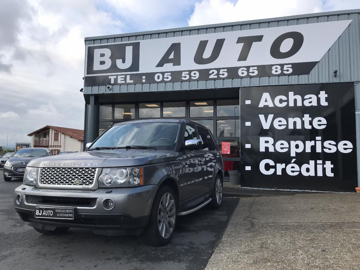 Land Rover Range Rover Sport MARK III TD V6 HSE A 2007