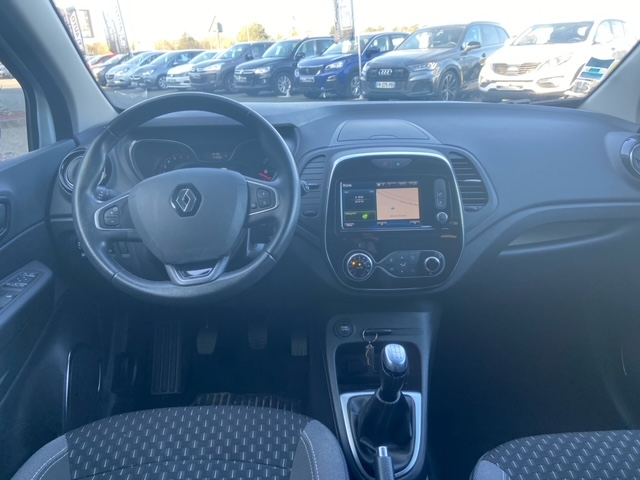 Renault CAPTUR BUSINESS CAPTUR TCE 90 E6C Business 2019