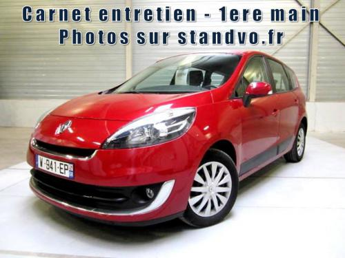 Renault Grand Scénic TOMTOM LIVE 1.5 DCI ECO² 110