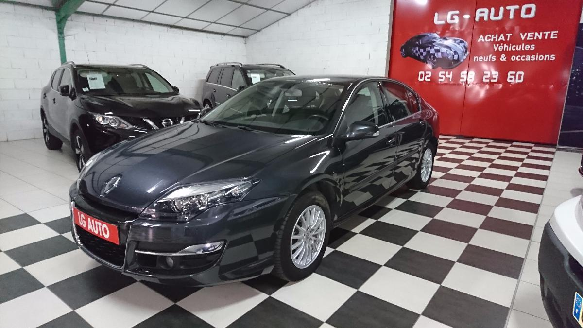 voiture renault laguna black edition 2 0 dci 130 occasion diesel 2011 74000 km 9490. Black Bedroom Furniture Sets. Home Design Ideas