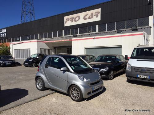 smart FORTWO COUPE SMART COUPé 1.0 71CH MHD Passion