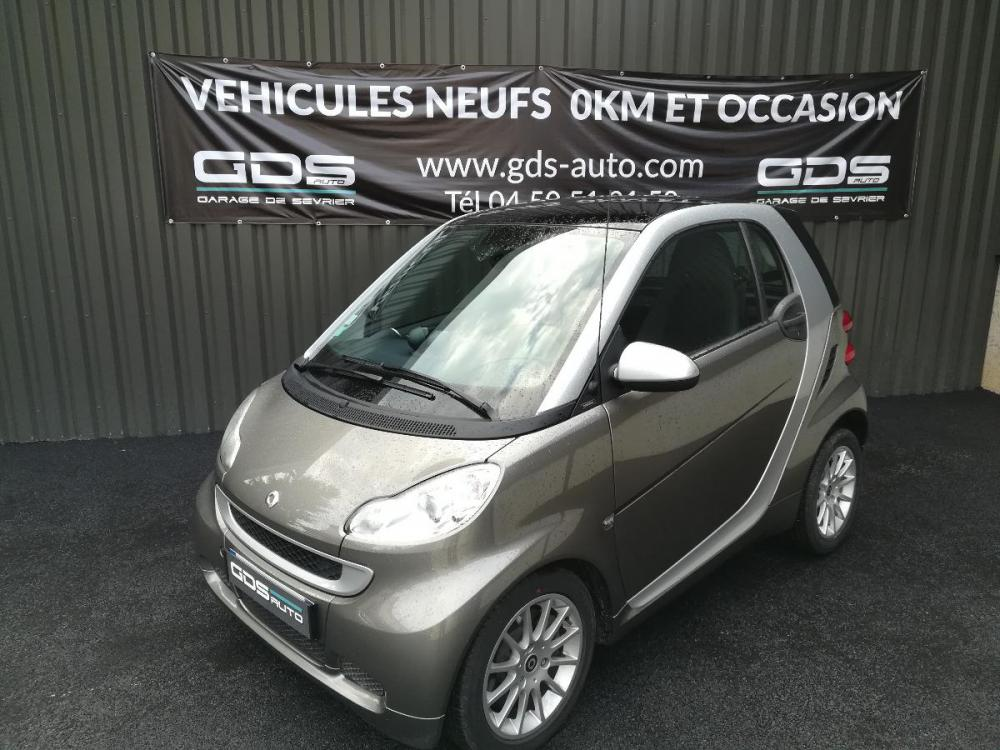 voiture essence smart fortwo d 39 occasion sevrier moins de 25000 km 7600 euros. Black Bedroom Furniture Sets. Home Design Ideas