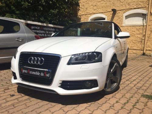 Audi A3 CABRIOLET 2.0 TDI 140 S LINE+ S TRONIC 7