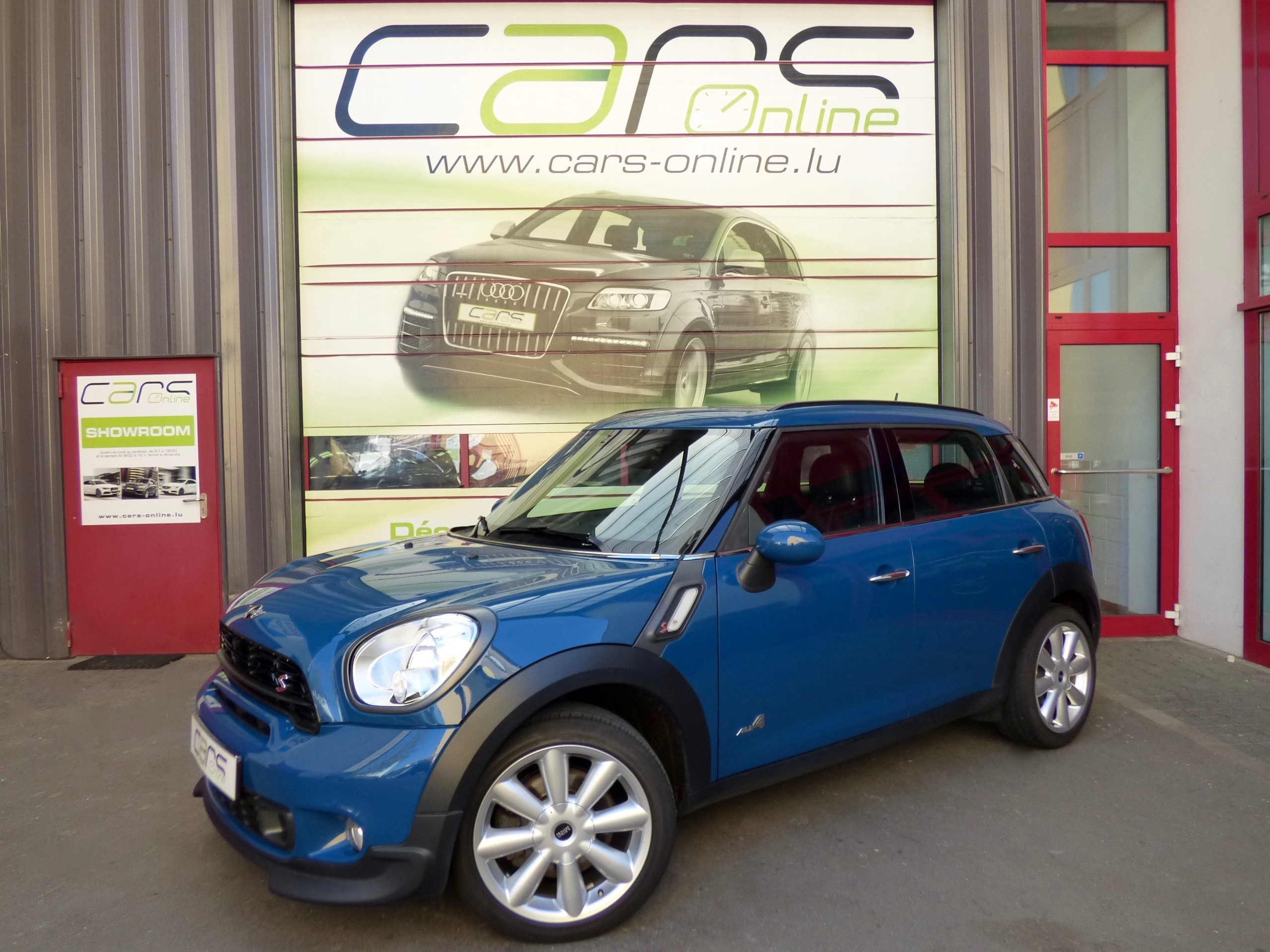 cote auto gratuite mini countryman countryman d 143 ch cooper s pack red hot chili ii a 2013 8. Black Bedroom Furniture Sets. Home Design Ideas