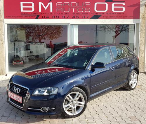 Audi A3 A3 SPORTBACK TFSI 160 CH AMBITION LUXE