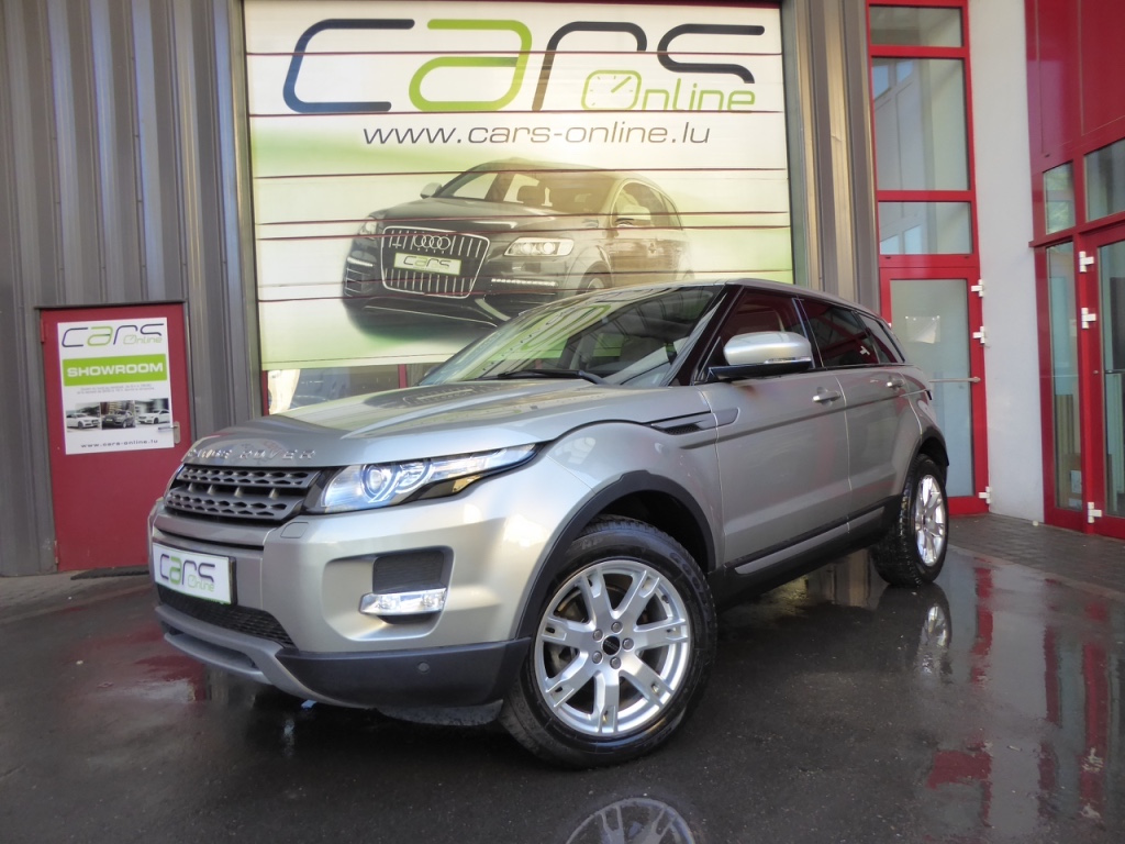 voiture land rover range rover evoque 2 2 sd4 190 awd occasion diesel 2012 82000 km. Black Bedroom Furniture Sets. Home Design Ideas