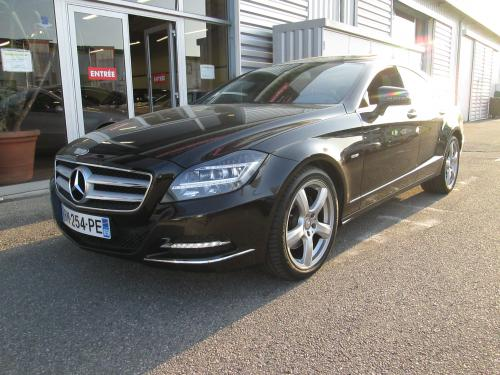 Mercedes CLS 2 II 350 CDI BLUEEFFICIENCY 7G-TRONIC EDITION