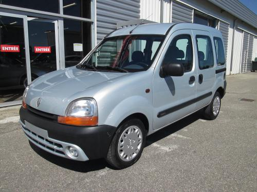 voiture diesel renault kangoo d 39 occasion salaise sur sanne moins de 63000 km 5990 euros. Black Bedroom Furniture Sets. Home Design Ideas