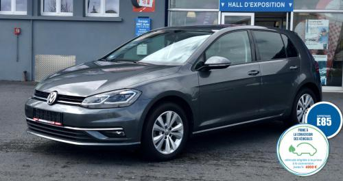 Volkswagen Golf 1.4 TSI 125 BLUEMOTION TECHNOLOGY Confortline