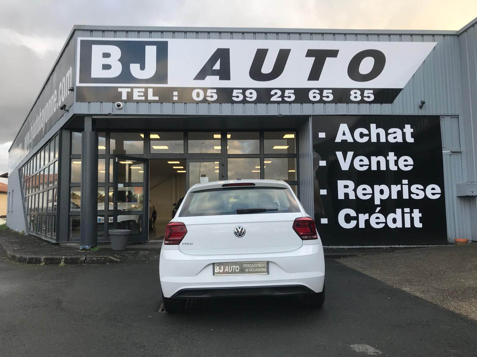 Volkswagen polo 1.6 TDI 80 S&S BVM5 Connect 2018