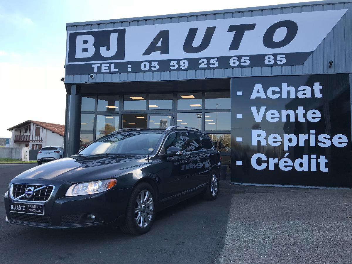 volvo V70 BUSINESS D5 215 Momentum Business Geartronic A 2011