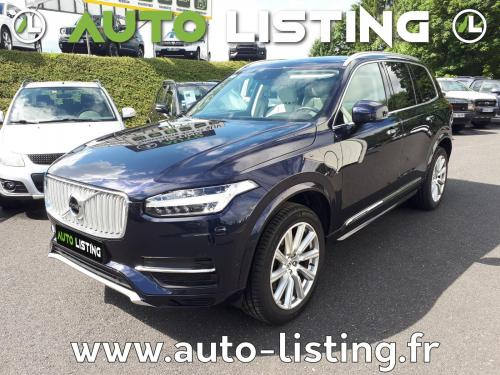 Volvo XC90 T8 TWIN ENGINE 320+87 CH GEARTRONIC 7PL Inscription